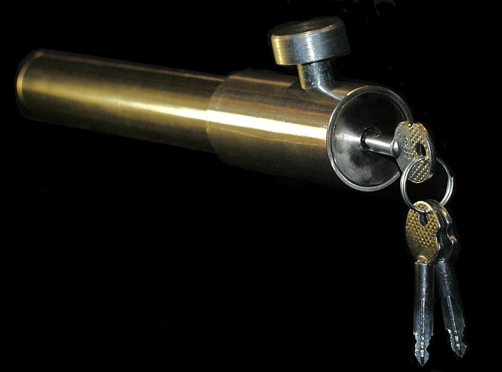 защита лодочного мотора от кражи