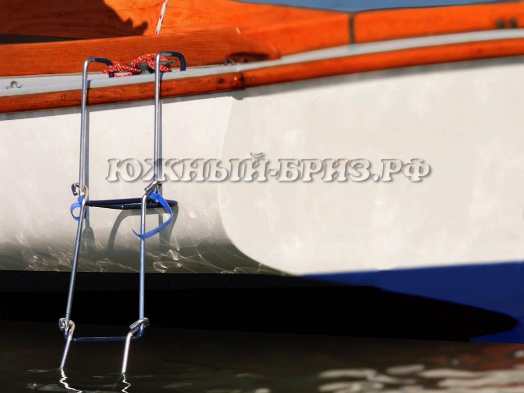 трап для лодки