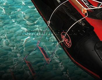 Лестница для надувной лодки ПВХ