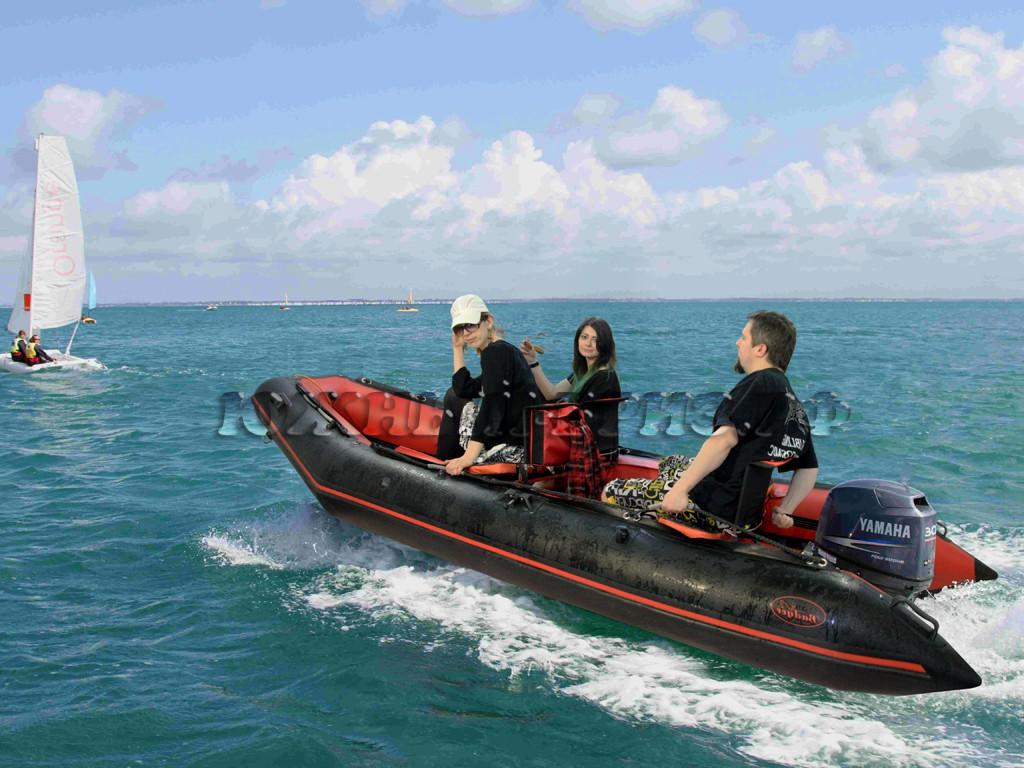 Сиденье для лодки со складной спинкой