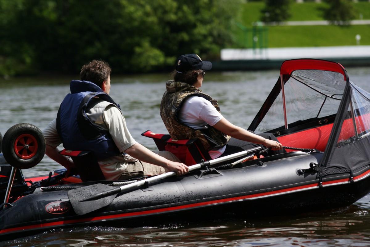 Сидушки для лодки ПВХ