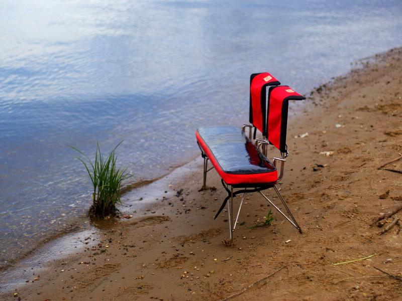 Кресло лодочное