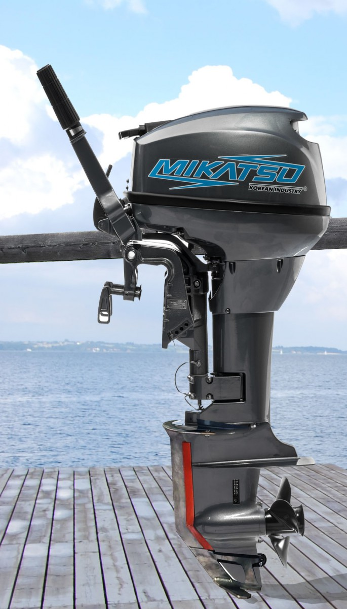 Защита лодочного мотора